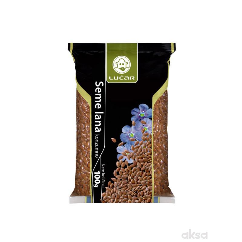 Lučar seme lana 100g