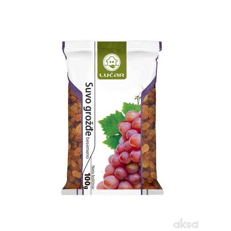 Lučar grožđe suvo 100g
