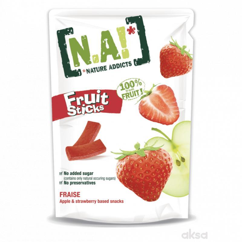NA! voćni štapići jagoda 35g