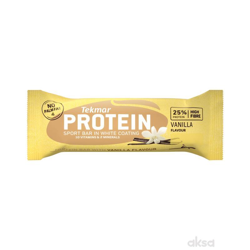 Tekmar sport protein bar vanila 60g