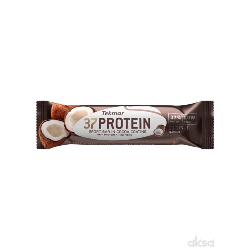 Tekmar protein 37 bar sa ukusom kokosa, 45g