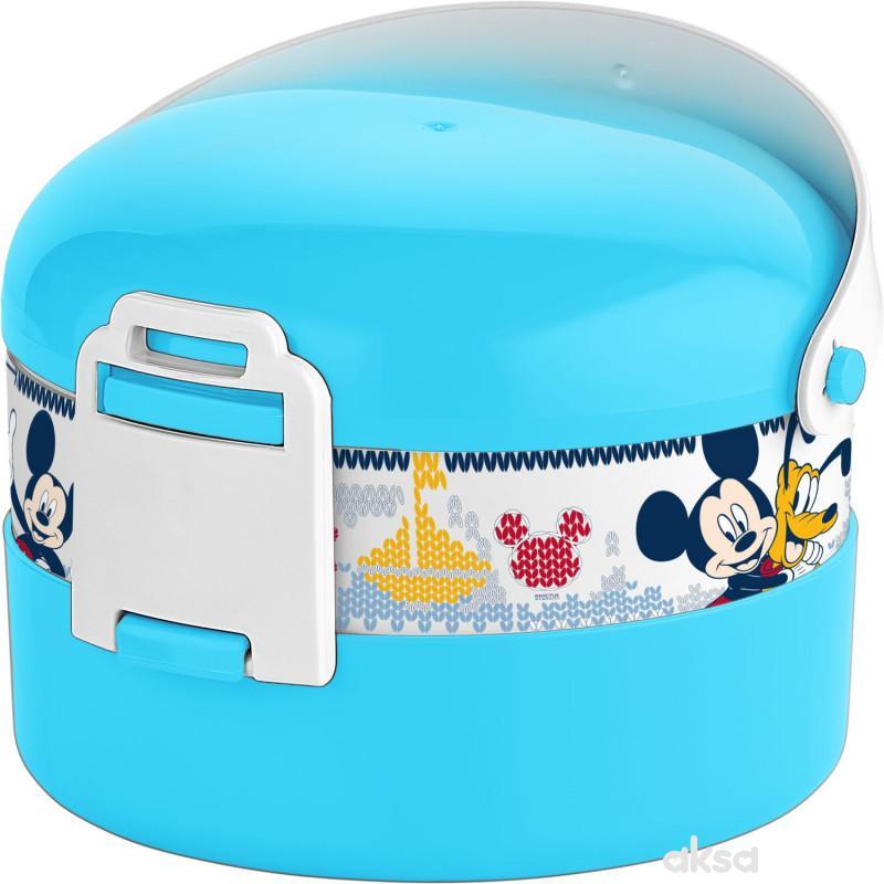 Disney kutija za obrok sa priborom 1L