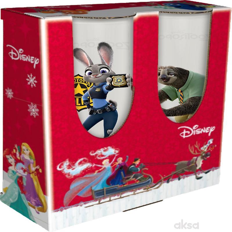 Disney set čaša 2+1