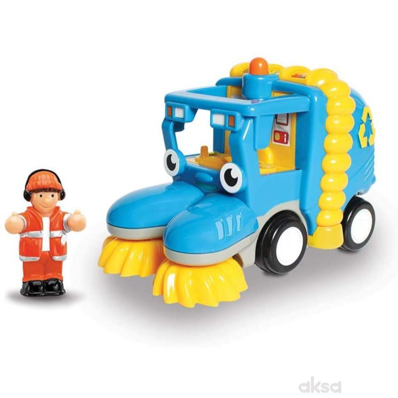 Wow igračka Tyler čistač ulica
