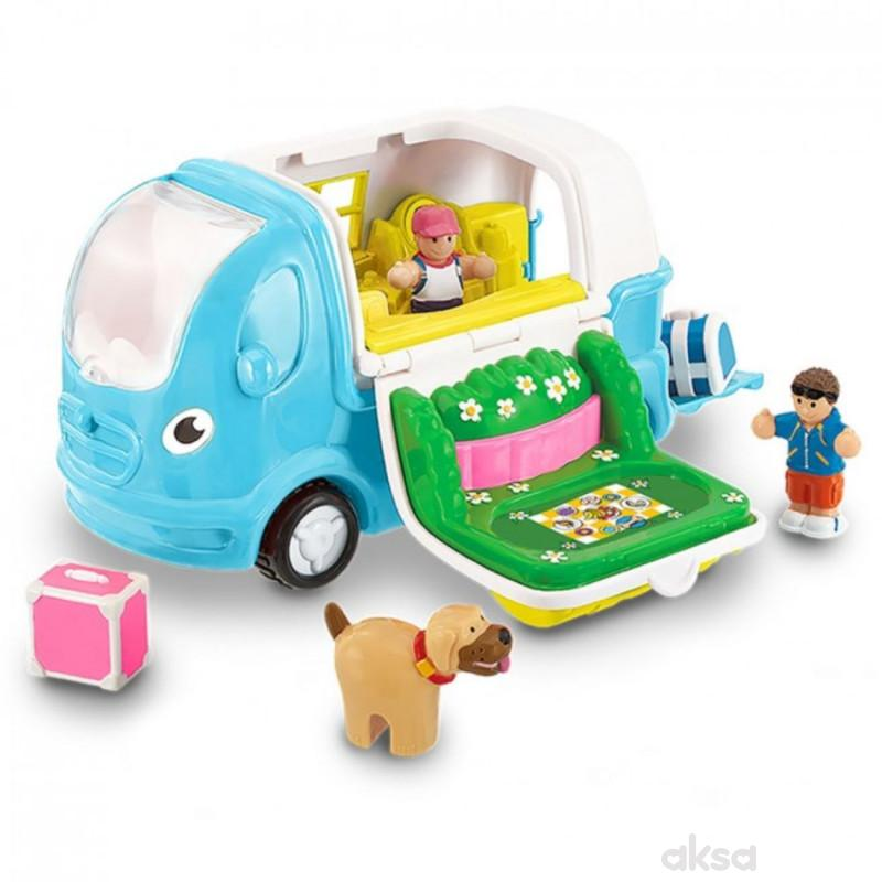 Wow igračka Kitty kamperski mini bus