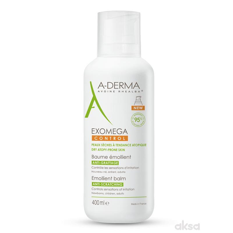 A-derma Exomega Control balzam 400ml