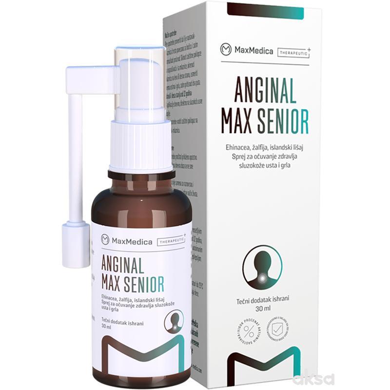 Max Medica Anginal Max Senior