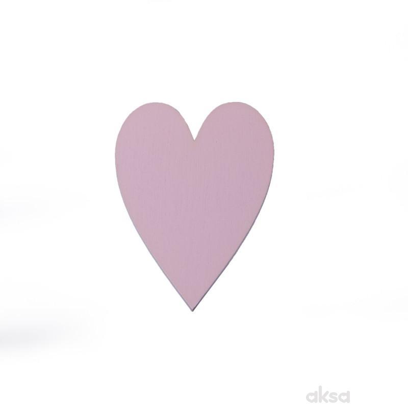Drveni simbol roze
