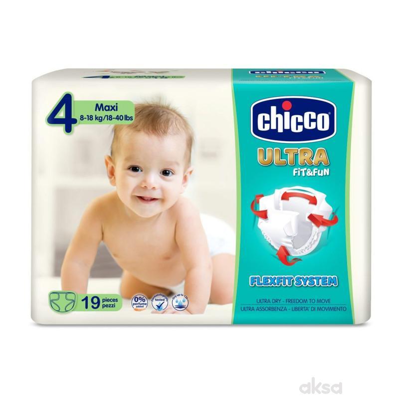 Chicco pelene ULTRA Maxi 19X10 8-18kg,19kom