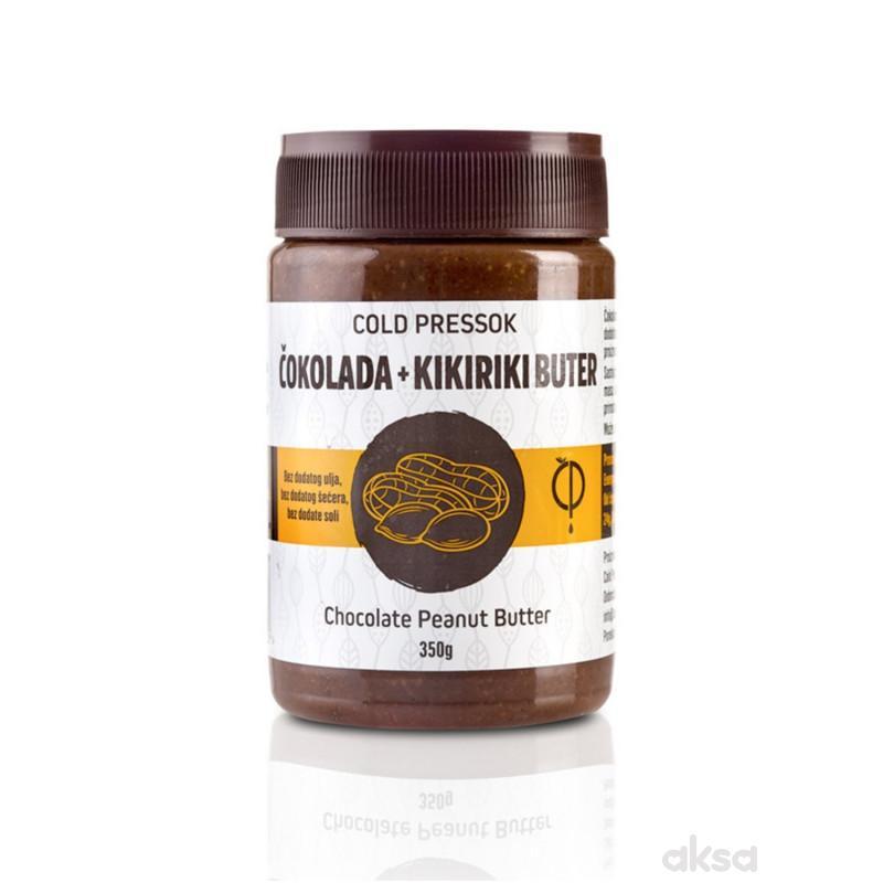 Cold pressok čokolada kikiriki buter 350g