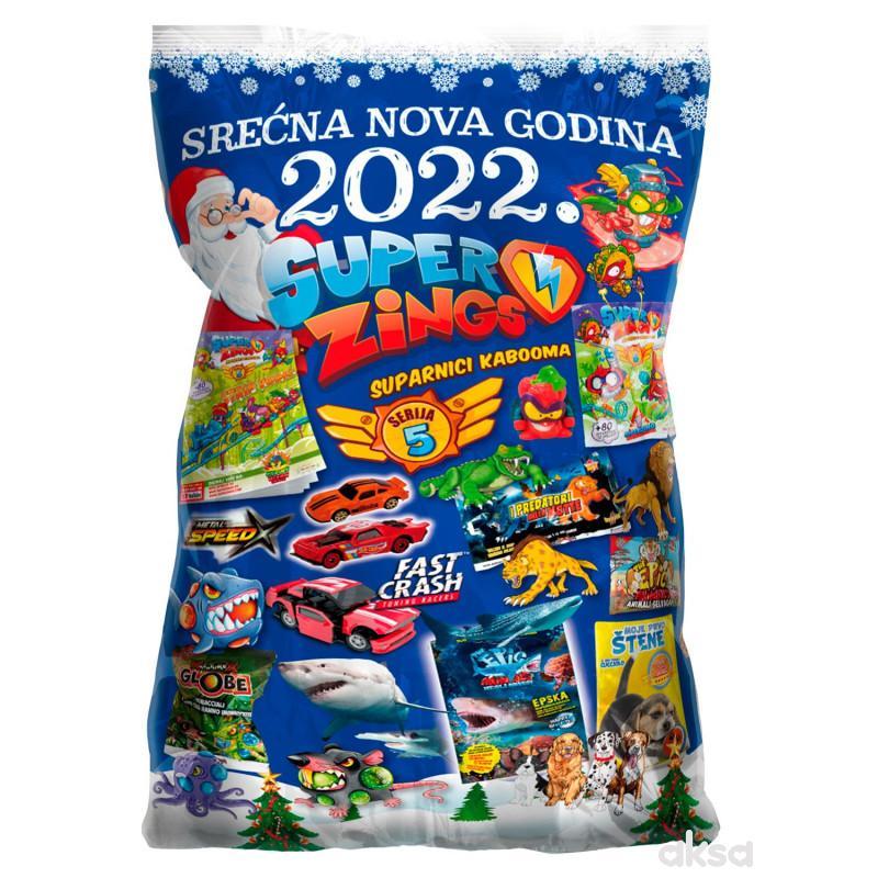 Novogodišnji paketići za dečake 2020/2021