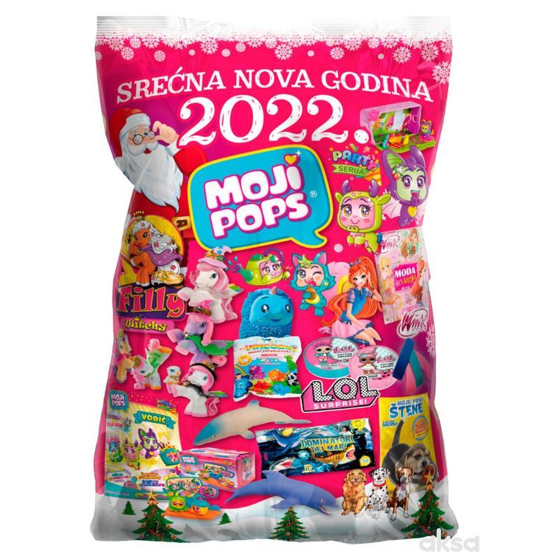 Novogodišnji paketići - devojčice 2020/2021