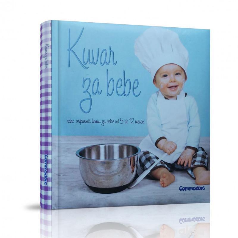 Kuvar za bebe: hrana za bebe od 5 do 12 meseci