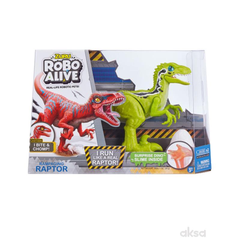 Robo Alive: Robotički Raptor