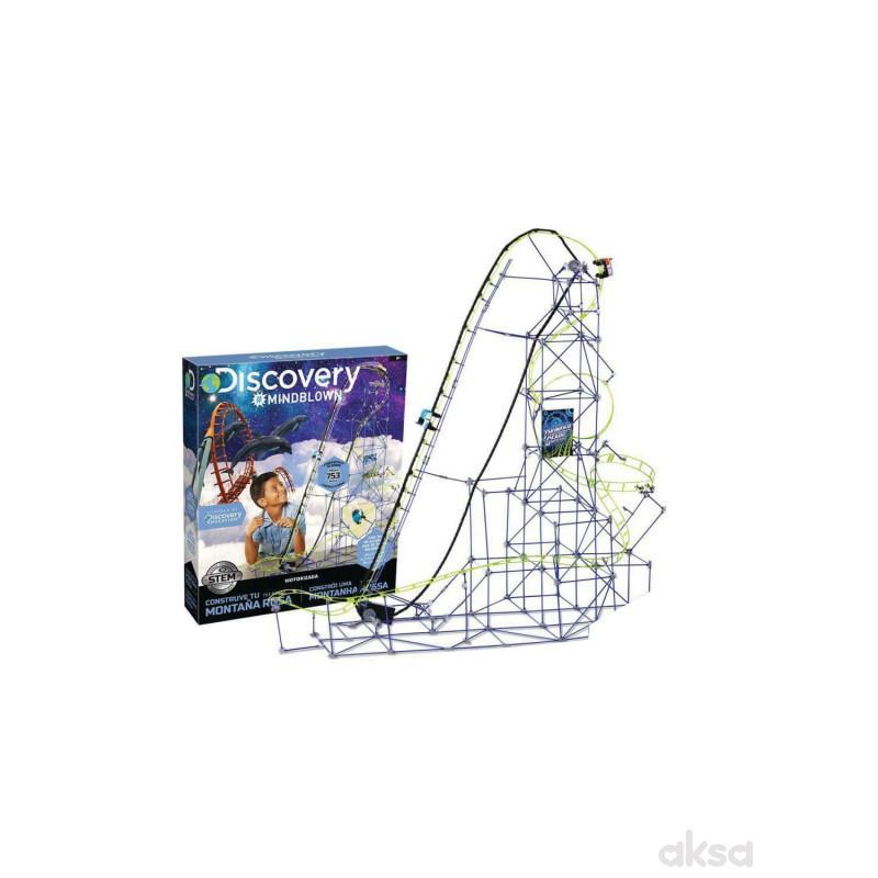 Discovery Napravi svoj roller coaster H91cm 753pcs