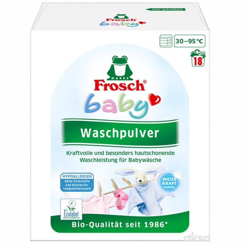 Frosh baby praškasti detergent 1.215kg