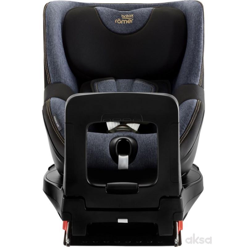 Britax Romer a-s DualFix i-Size 0/1 (40-105)BlueM