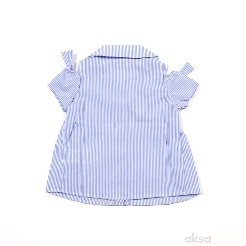 Lillo&Pippo košulja kr, devojčice