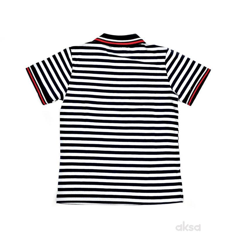 Lillo&Pippo polo majica kr, dečaci