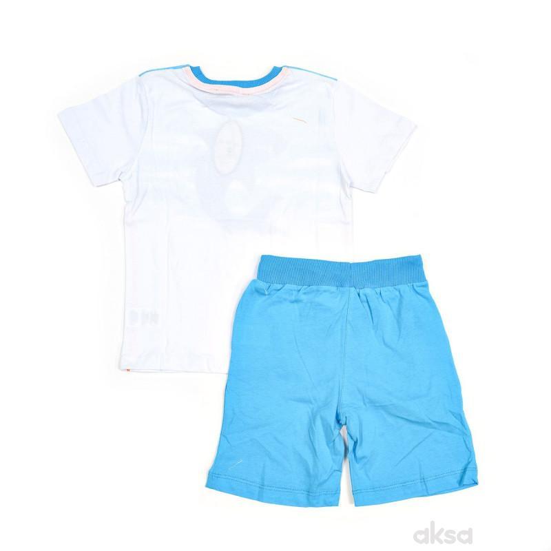 Lillo&Pippo komplet (majica kr, bermude), dečaci