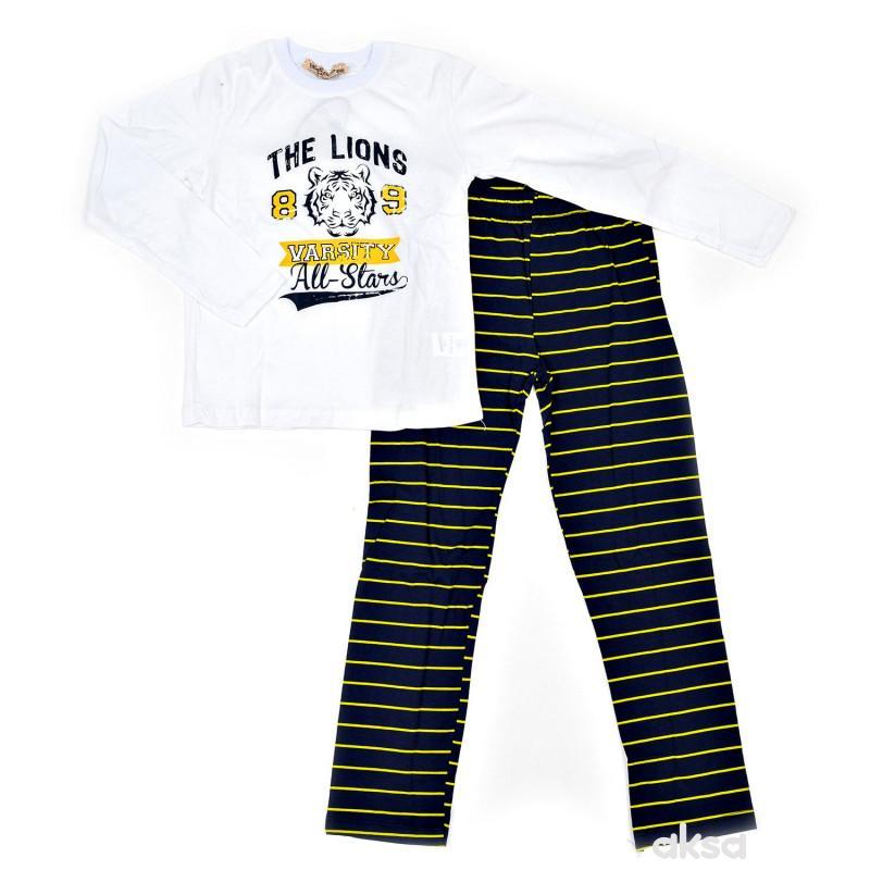 Lillo&Pippo pidžama dr, dečaci