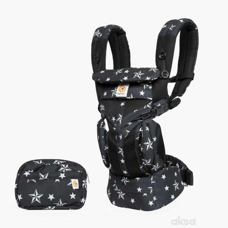 Ergobaby kengur nosiljka Omni 360, Black stars