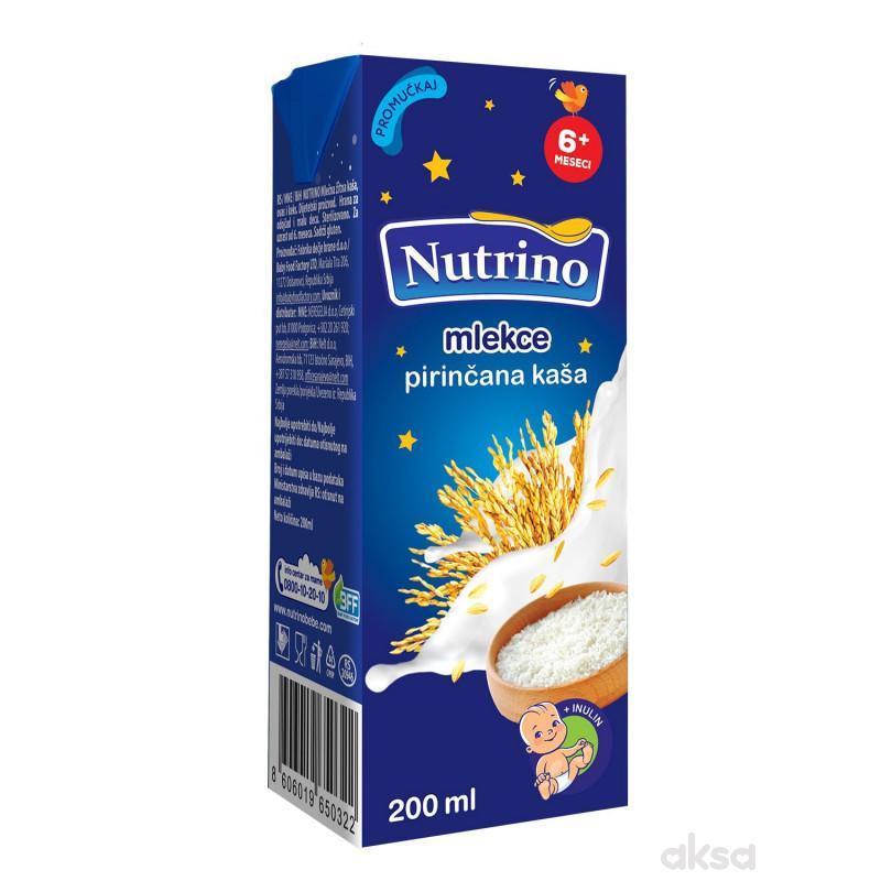 Nutrino mlekce pirinčana kaša 200ml