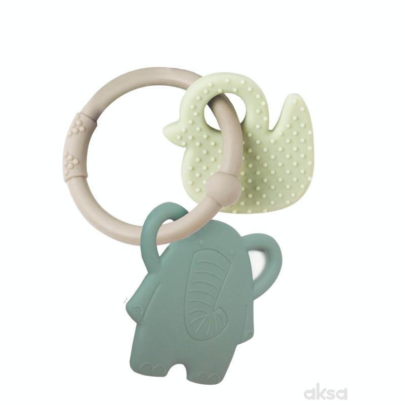 Nattou glodalica slon i patkica