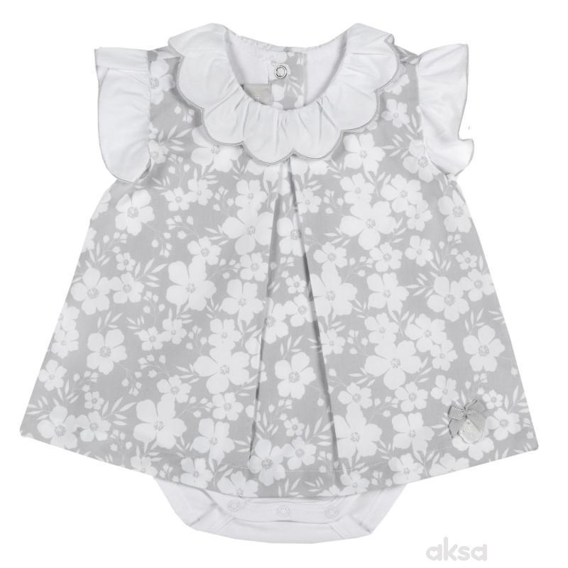 Chicco haljina kr sa gaćicama, devojčice