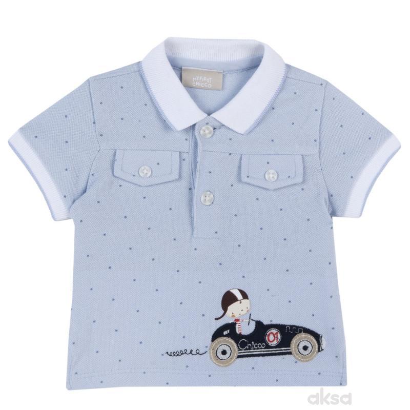 Chicco majica polo kr, dečaci