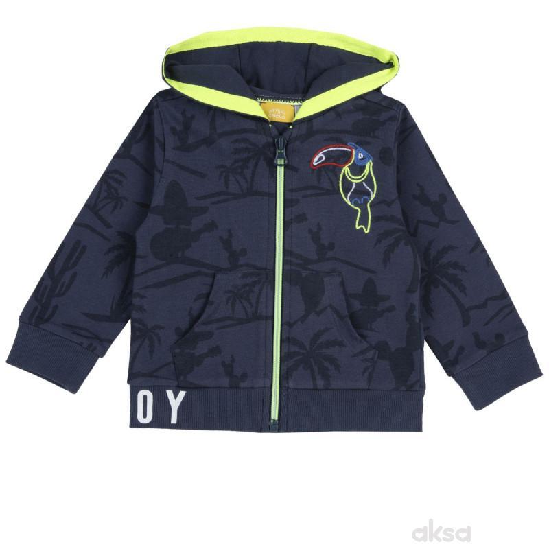 Chicco duks jakna sa kapuljačom, dečaci