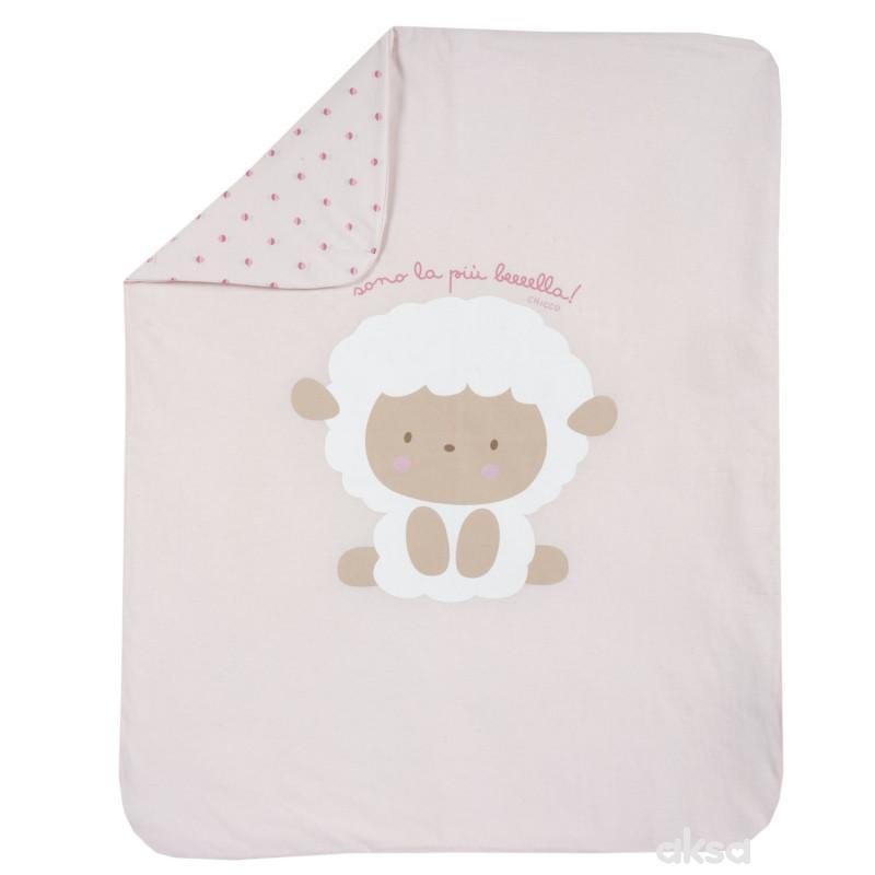 Chicco prekrivač, devojčice