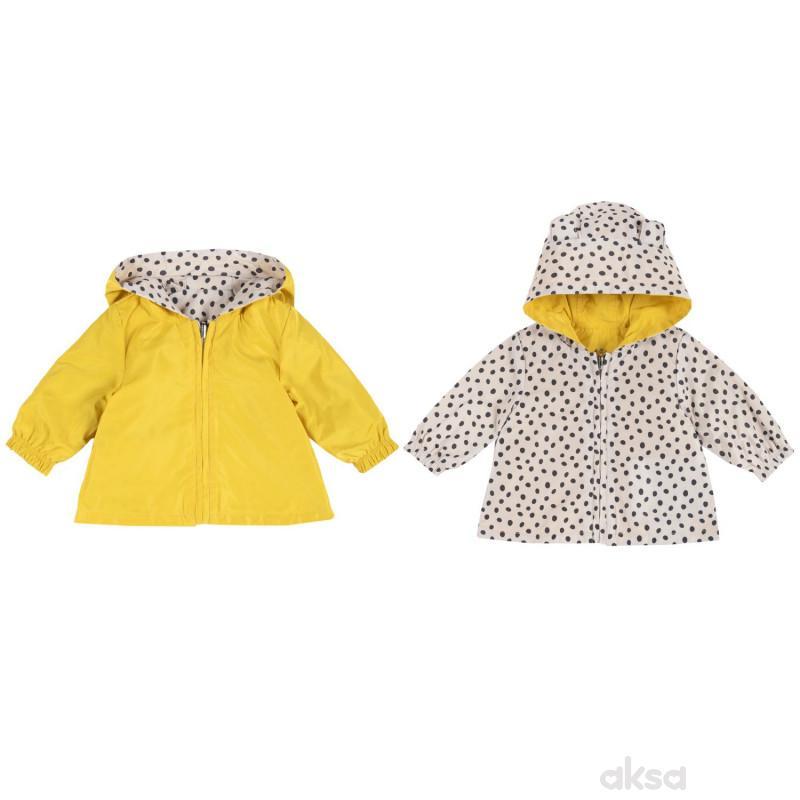 Chicco jakna sa 2 lica, devojčice
