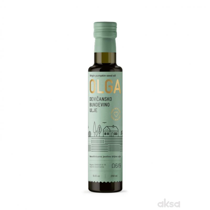 Olga Devičansko bundevino ulje 250 ml