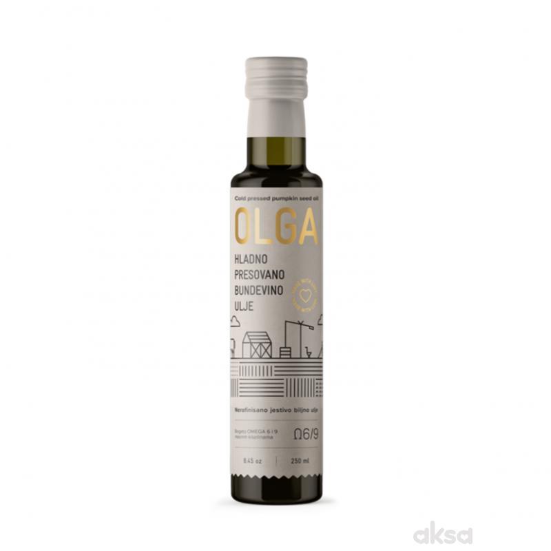 Olga Hladno presovano bundevino ulje 250 ml