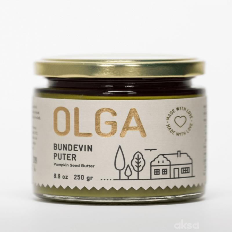 Olga Bundevin puter 230 g