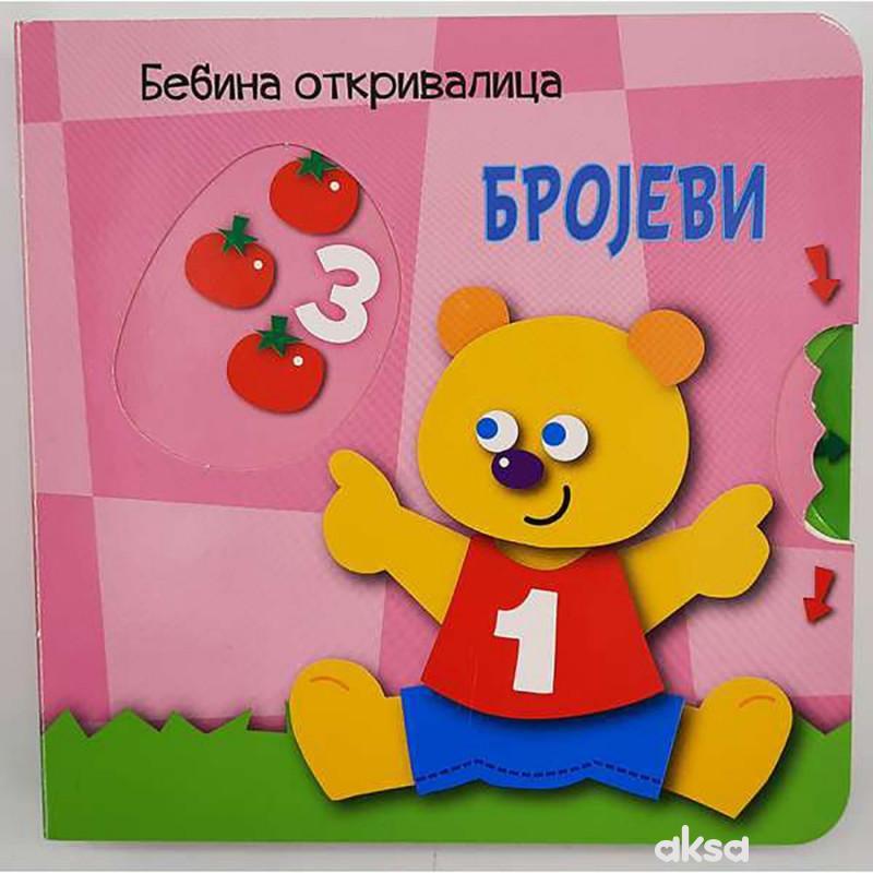 Bebina otkrivalica: brojevi