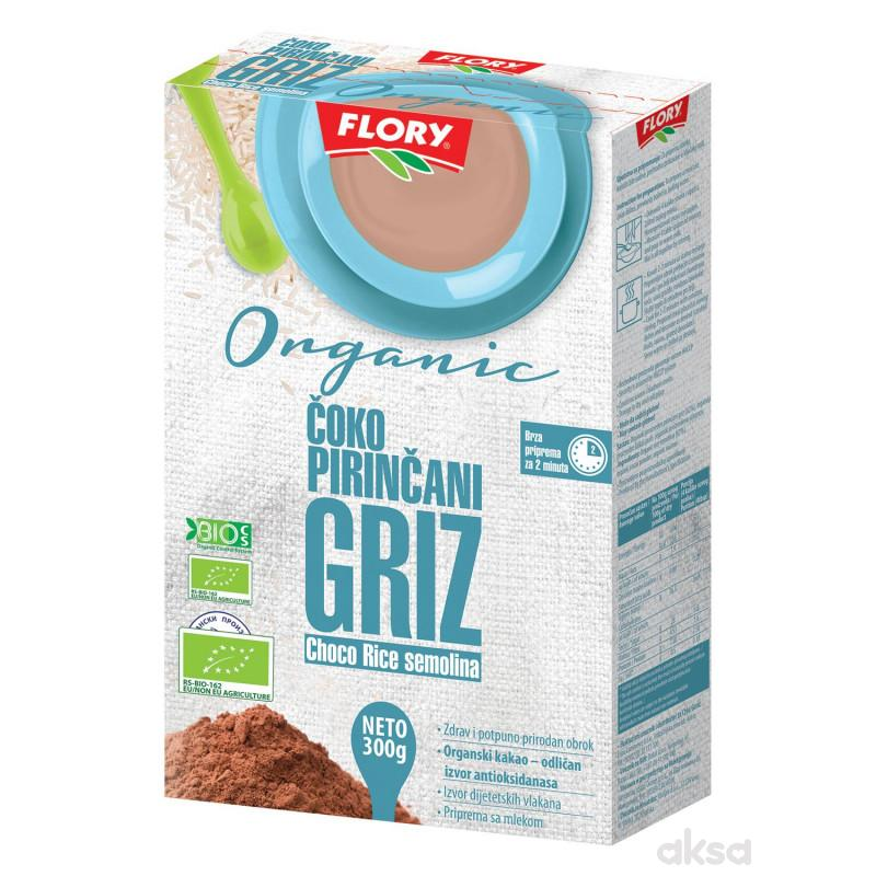 Flory Čoko pirinčani griz 300g ORGANIK
