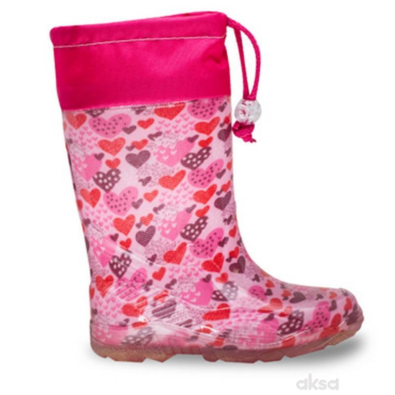 Ciciban gumene čizme,devojčice