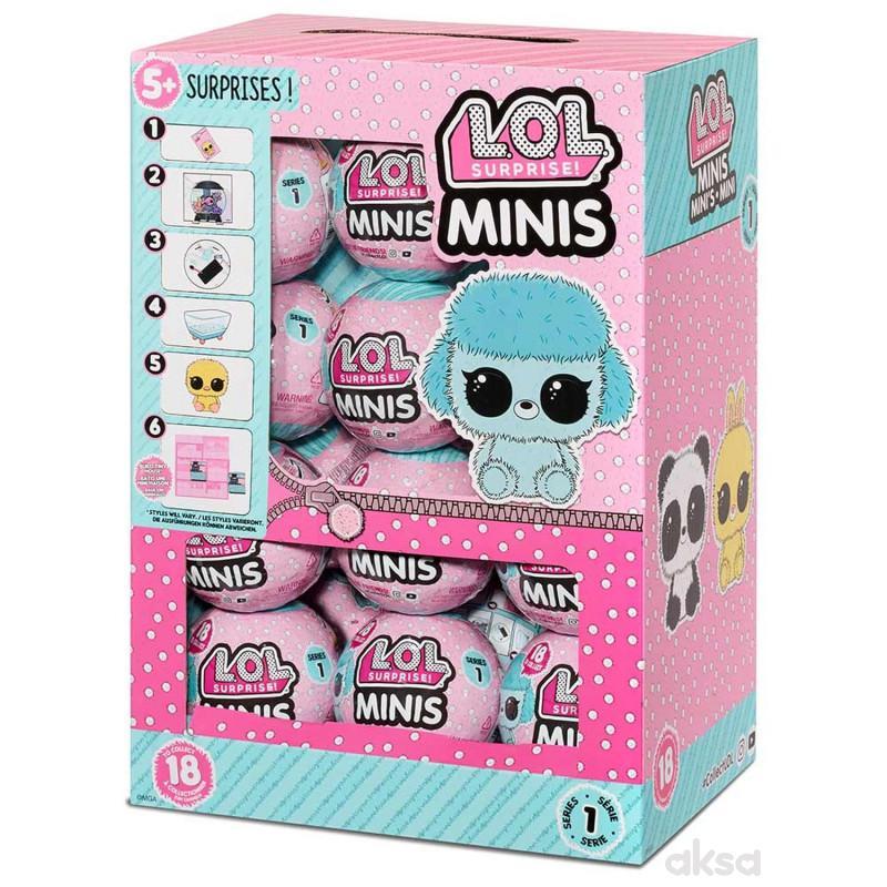 L.O.L. Surprise Minis PDQ