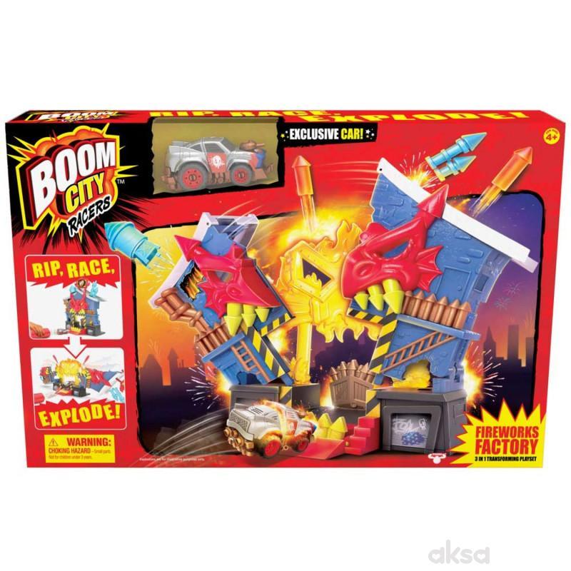 BCR fireworks factory set