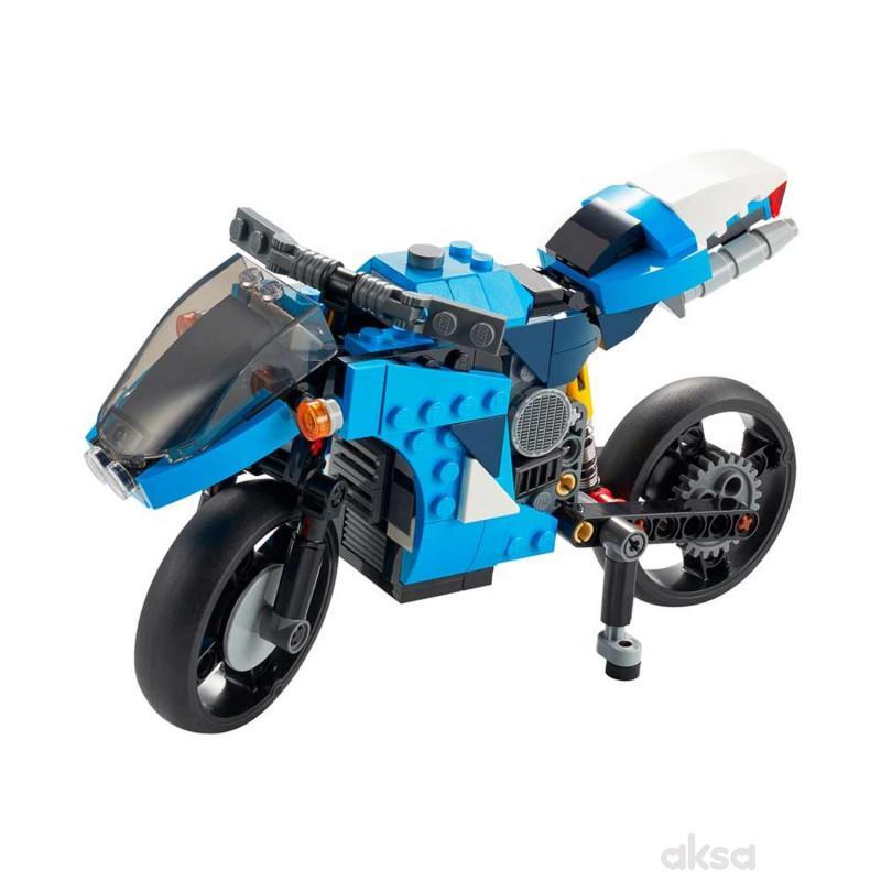 Lego Vreator superbike
