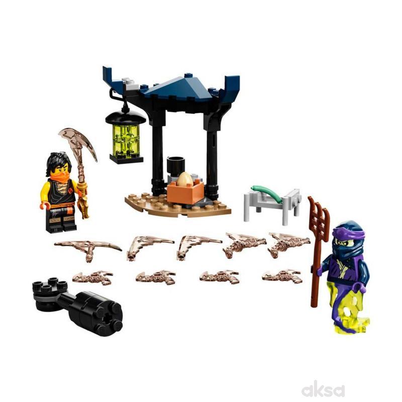Lego Ninjago epic battle set-Cole vs.Chost warrior