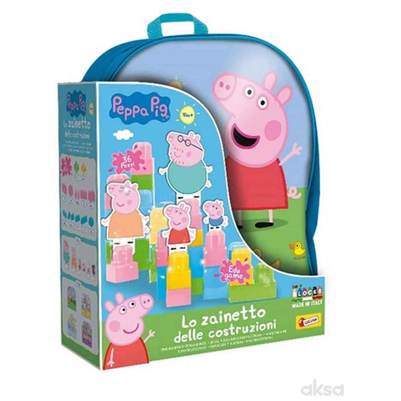 Peppa Pig baby blocks rančić
