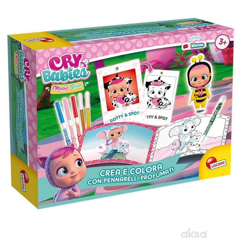 Cry babies škola crtanja