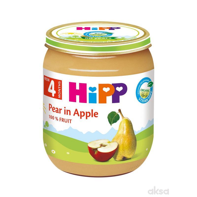 Hipp kašica jabuka i kruška 125g