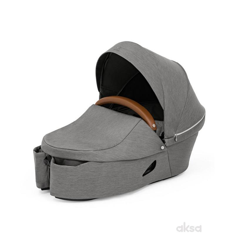 Stokke Xplory X Carry Cot Modern Grey