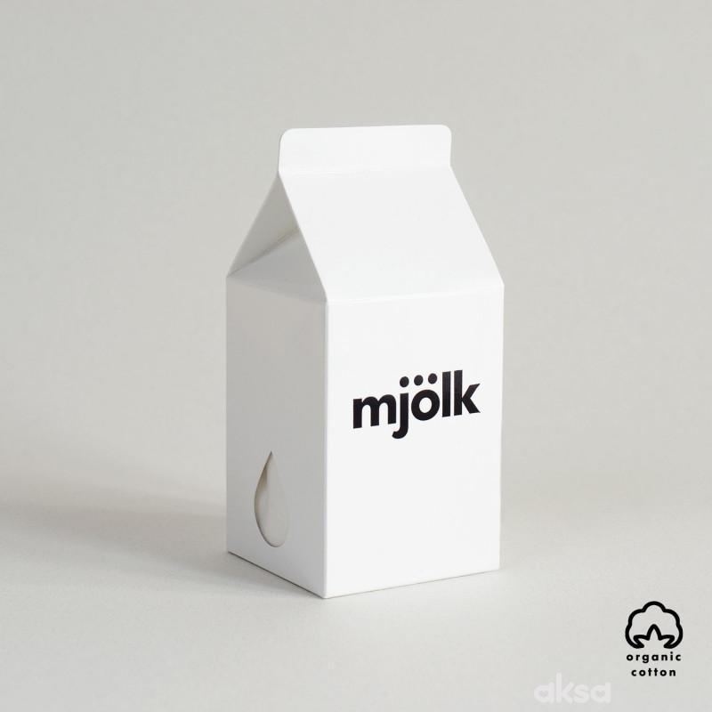 Mjölk bodi,atlet,devojčice