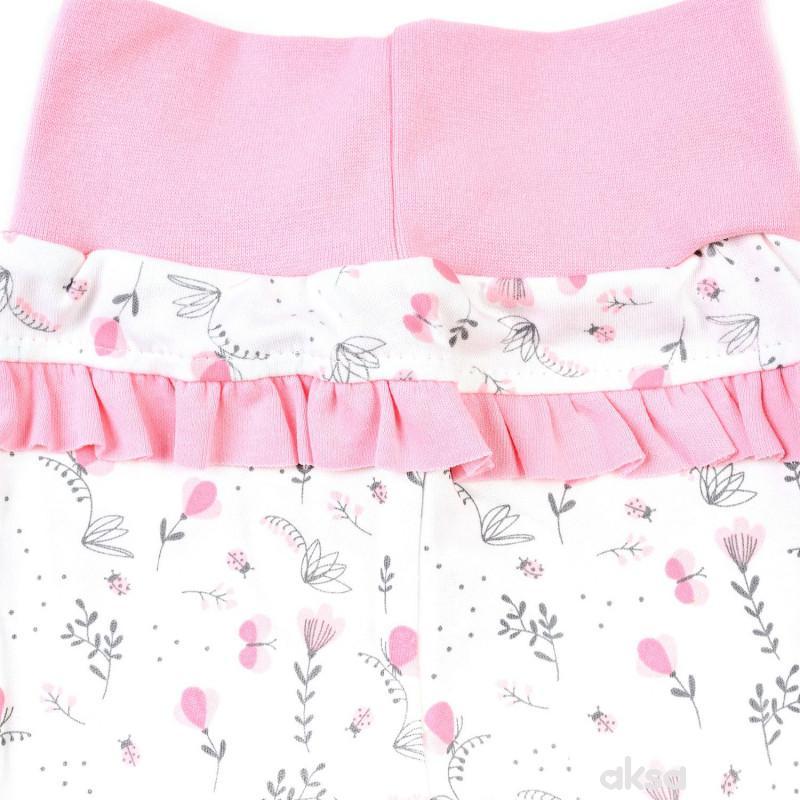 Lillo&Pippo pantalone,devojčice,sa stopicama