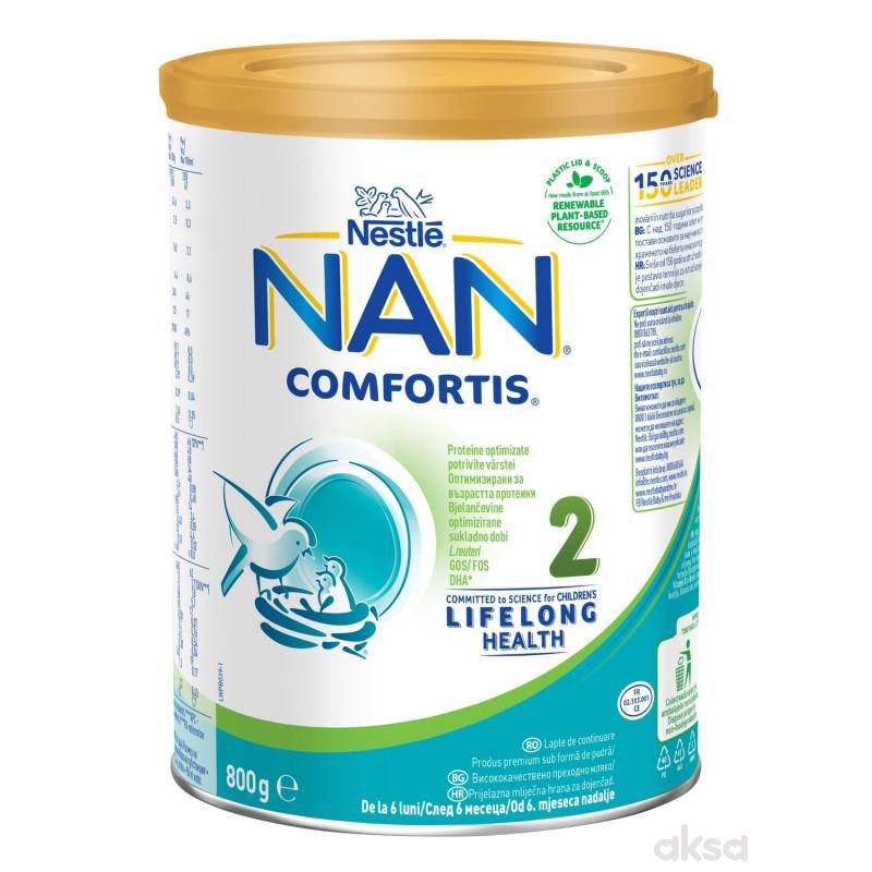Nestle NAN Comfortis 2 800g